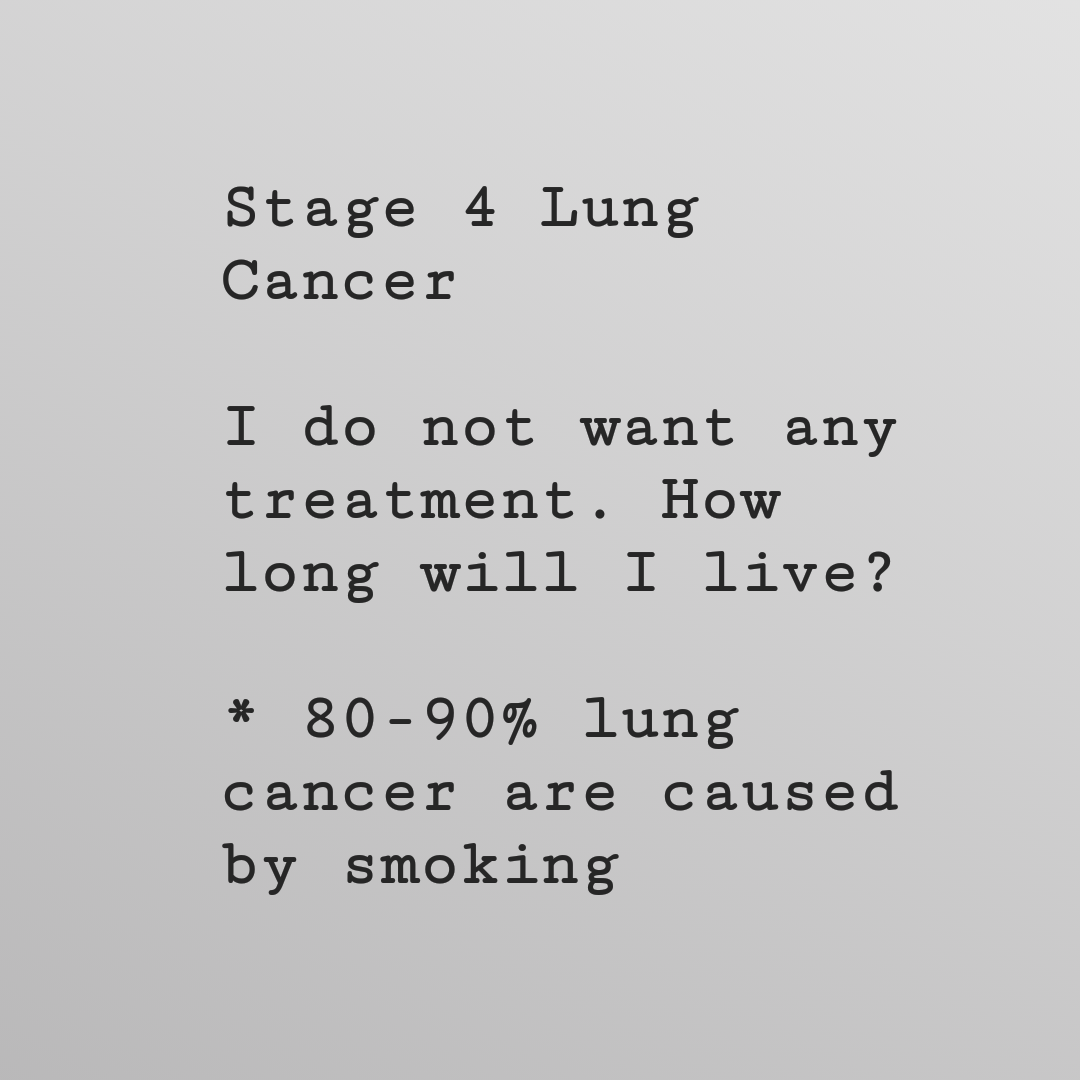 Stage 4 Lung Cancer: How Long Will I Live? (1)