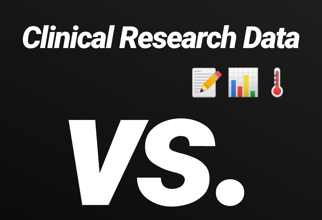 Lung Cancer: Clinical Research Data vs. Real World Data. Comparable?