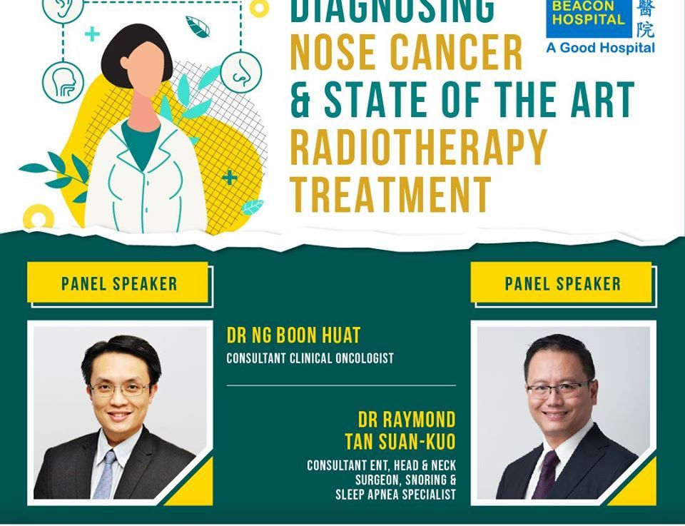 Webinar on Diagnosis and Latest Treatment of Nasopharyngeal Cancer